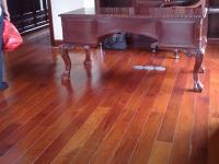 Sàn gỗ căm xe solid - CX600